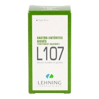 L107 solution buvable 30ml