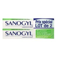 Dentifrice Bi-protect soin complet 2x75ml