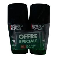 Homme déo 72h Day Control 2x75ml