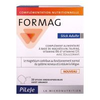 Formag 20 sticks orodispersibles