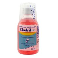 Eludril Pro solution bain de bouche