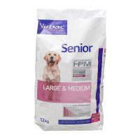Chien Senior Large & Medium 12kg