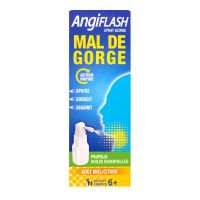 Angiflash spray gorge 20ml