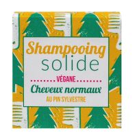 Shampooing solide cheveux normaux au pin sylvestre 55g