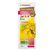 ArkoRoyal sirop junior bio 140ml