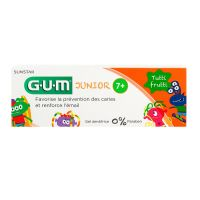 Dentifrice Junior 7-12 ans 50ml