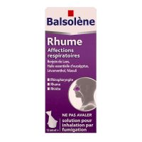 Balsolène inhalation par fumigation 100ml