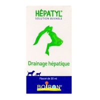 Hépatyl solution buvable 30ml