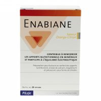 Enabiane compl nutrition orange 28 sticks