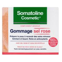Gommage sel rose exfoliant et lissant 350g