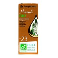 Huile essentielle n°23 niaouli 10ml