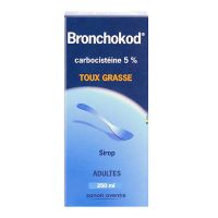 Bronchokod sirop adulte 250ml