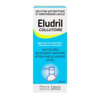 Eludril collutoire 55ml