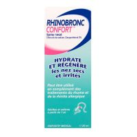 Rhinobronc confort spray nasal 20ml