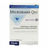 Microbiane Q10 Age Protect 30 gélules
