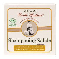 Shampoing solide bio anti-pelliculaire assainissant 100g