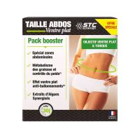 Taille abdos pack Booster