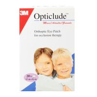 Opticlude 20 pansements orthoptiques
