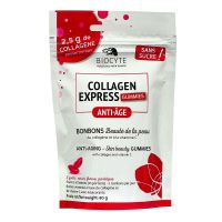 Collagen Express anti-âge gummies 80g