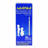 AdvilMed enfants & nourrissons 200ml