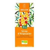 Sirop d'argousier bio 250ml