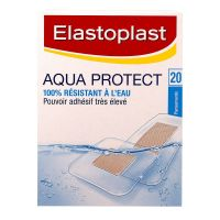 20 pansements Aqua Protect