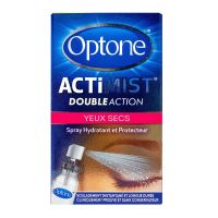 Optone Actimist spray hydratant  yeux secs 10ml