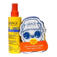Bariésun spray enfants SPF50+ 300ml + serviette offerte