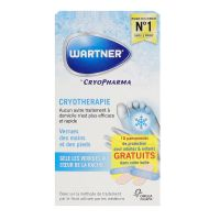Wartner cryopharma verrues