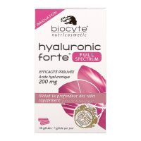 Hyaluronic Forte 200mg 30 comprimés