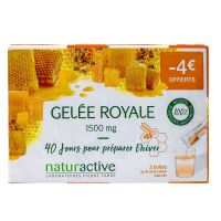 Gelée royale 2x20 sticks