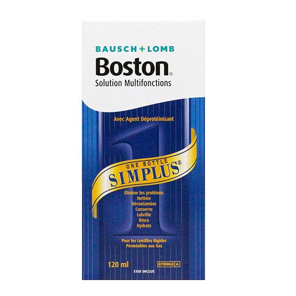 Boston solution multifonctions 120ml