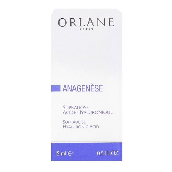 Anagenèse Supradose 15ml - acide hyaluronique