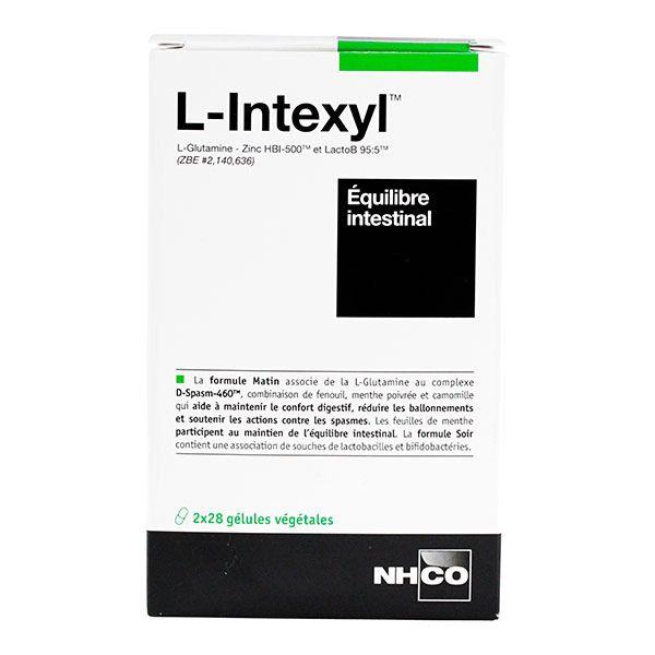 L-intexyl 2x28gélules est utilisé en cas de troubles