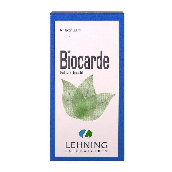 Biocarde solution buvable 30ml