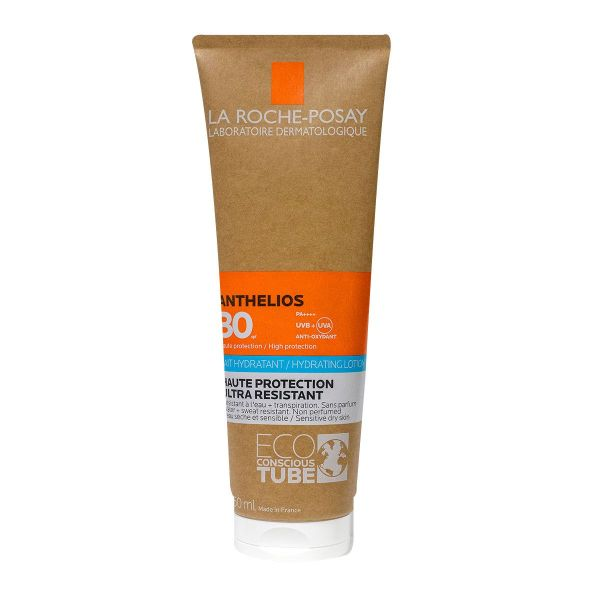 Anthelios lait solaire hydratant SPF30 250ml