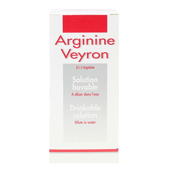 Arginine Veyron solution buvable 250ml