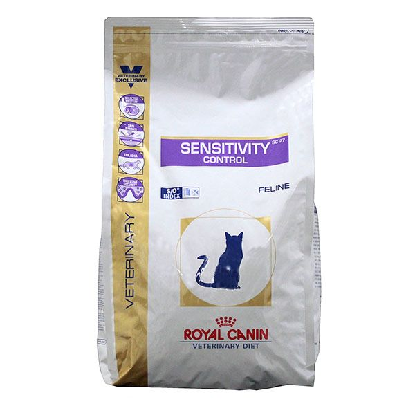 Chat Sensitivity 3,5kg