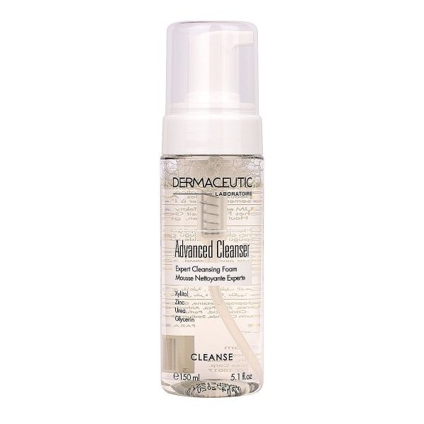 Advanced Cleaner mousse nettoyante 150ml