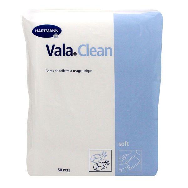 valaclean hartmann sont des gants de toilette usage unique pharmaforce. Black Bedroom Furniture Sets. Home Design Ideas