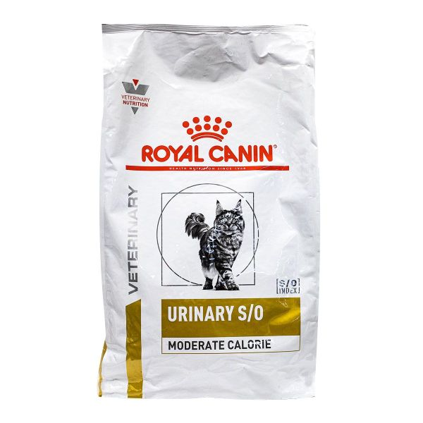 Chat Urinary S/O Moderate Calories - 9 kg