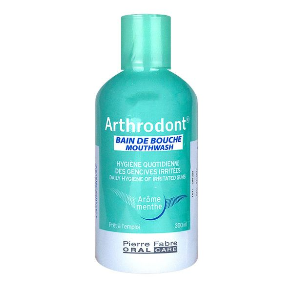 Arthrodont bain de bouche 300ml
