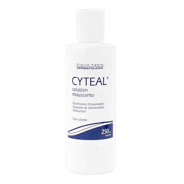 Cyteal solution moussante 250ml
