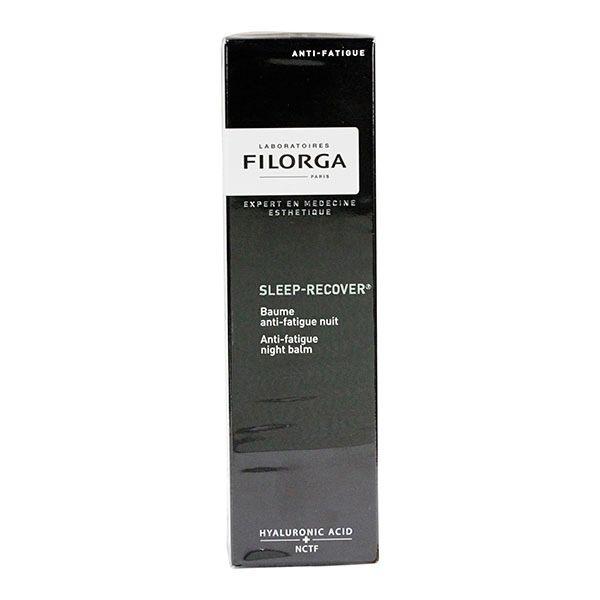 sleep recover baume anti fatigue est un soin compensateur de nuit utiliser pour regenerer la. Black Bedroom Furniture Sets. Home Design Ideas