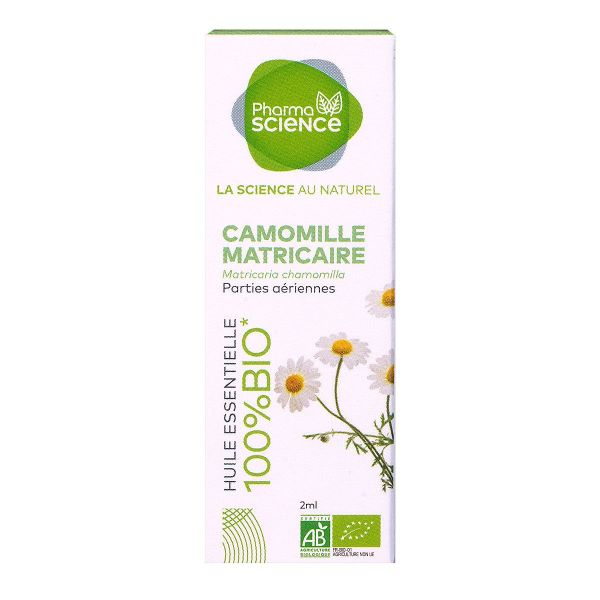 Best huile essentielle camomille matricaire 2ml