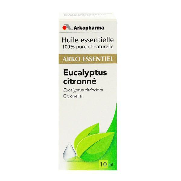 l 39 huile essentielle eucalyptus citronn arko est conseill comme anti inflammatoire. Black Bedroom Furniture Sets. Home Design Ideas