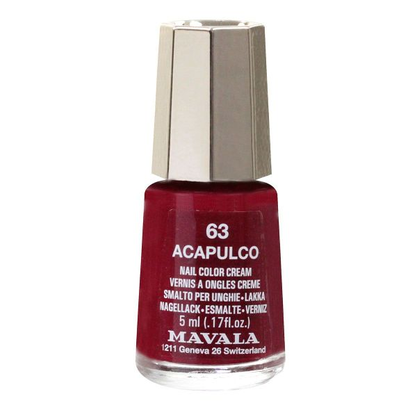 Mini Color vernis 5ml - 63 Acapulco