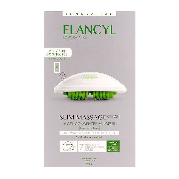 Coffret Slim massage Coach + gel 200ml