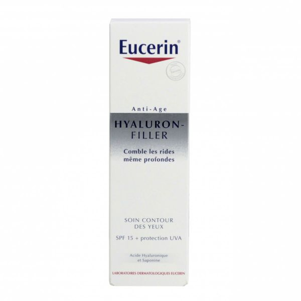 Hyaluron Filler contour yeux 15ml