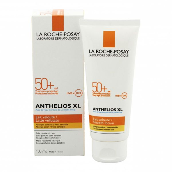 Anthelios XL lait velouté SPF50+ 100ml